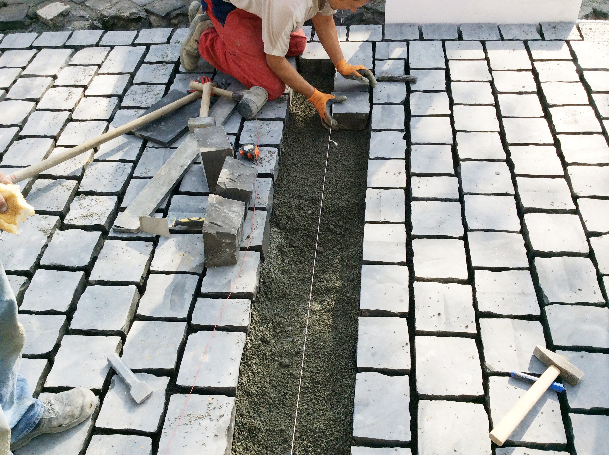 Cementitious Grouting of Pavement